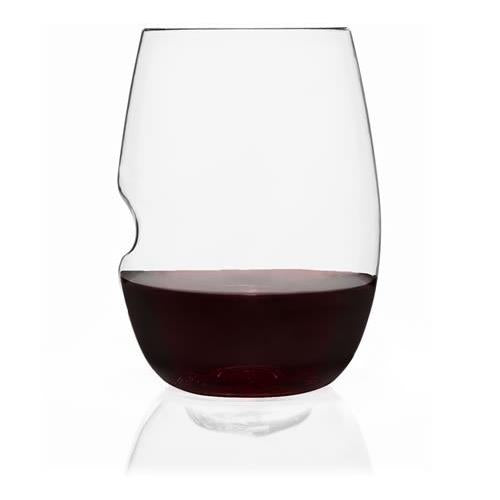 Govino Wine Glass Flexible Shatterproof Recyclable and Dishwasher Safe