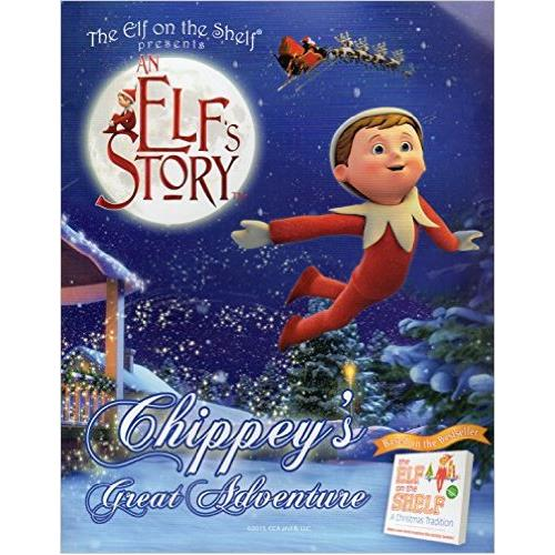 The Elf on the Shelf An Elf's Story Easy to Read