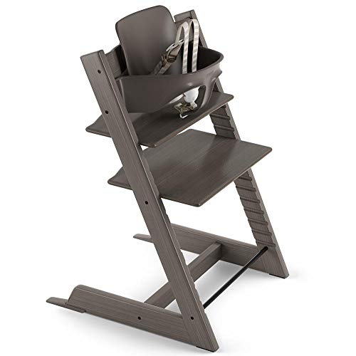 Stokke 2018 Tripp Trapp High Chair, Hazy Grey