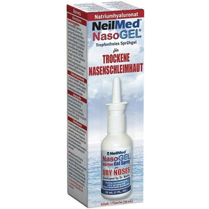 NeilMed NasoGel Spray (3-pack)
