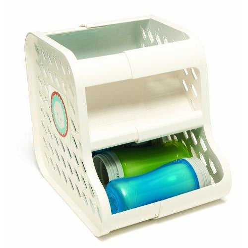 PRK Products Inc. Bottle Organizer, White