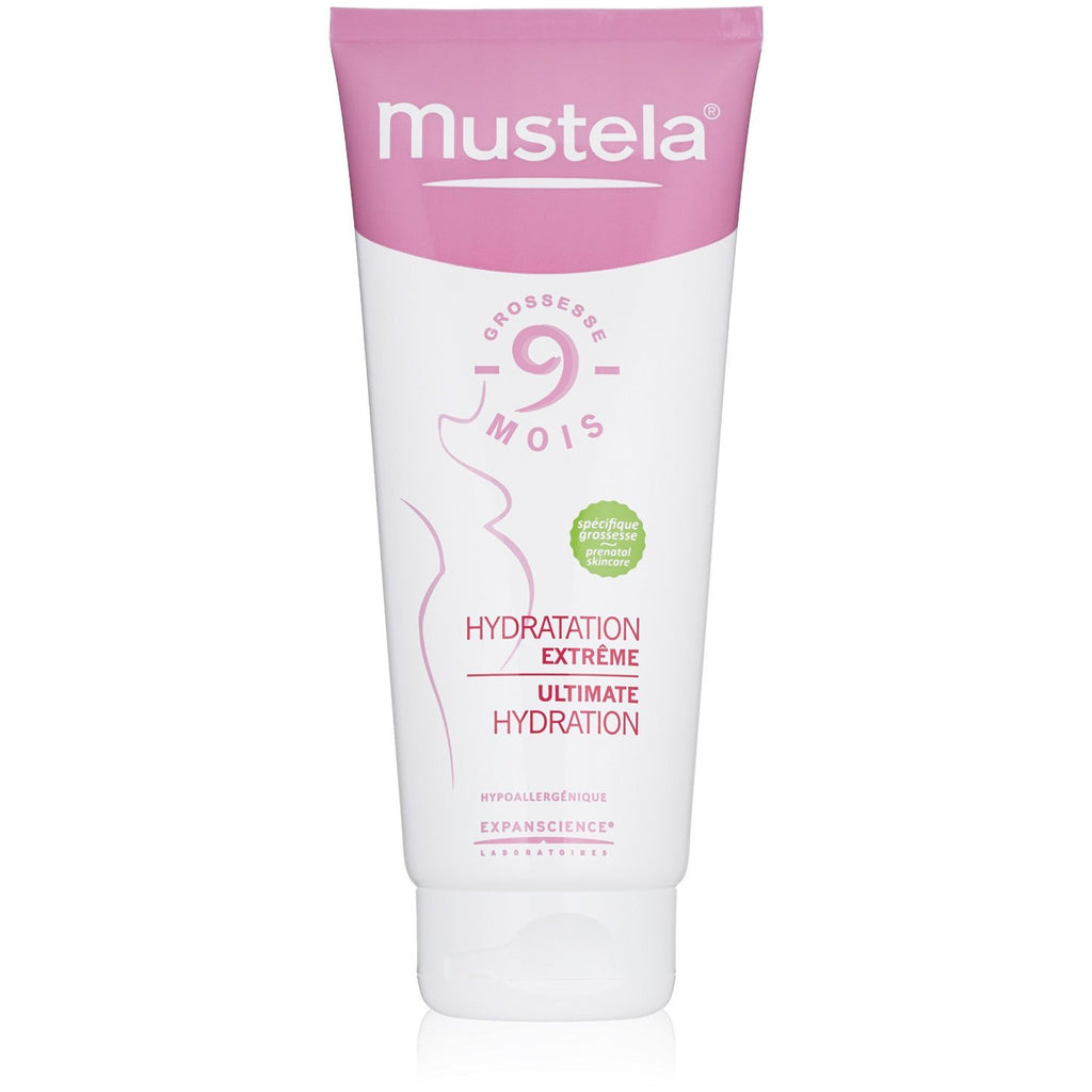 Mustela Ultimate Hydration Body Lotion for Women, 6.76 Ounce