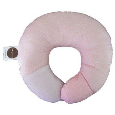 Babymoon Pale Pink Dot Head & Neck Support Pod