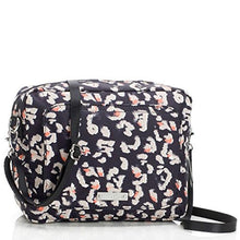 Load image into Gallery viewer, Storksak Leopard Mini Fix On-the-Go Clutch Diaper Bag