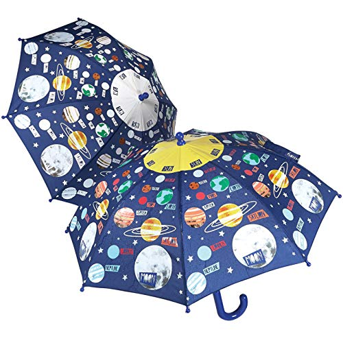 Floss & Rock Color Changing Umbrella, Universe/Planets