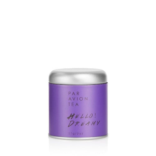 Par Avion Tea in Mini Artisan Tin, Hello! Dreamy, 2oz