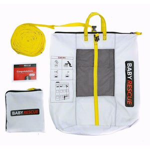 Baby Rescue White Emergency Rapid Evacuation Device