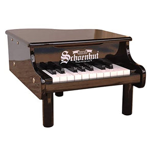 Schoenhut 18 Key Baby Grand Piano