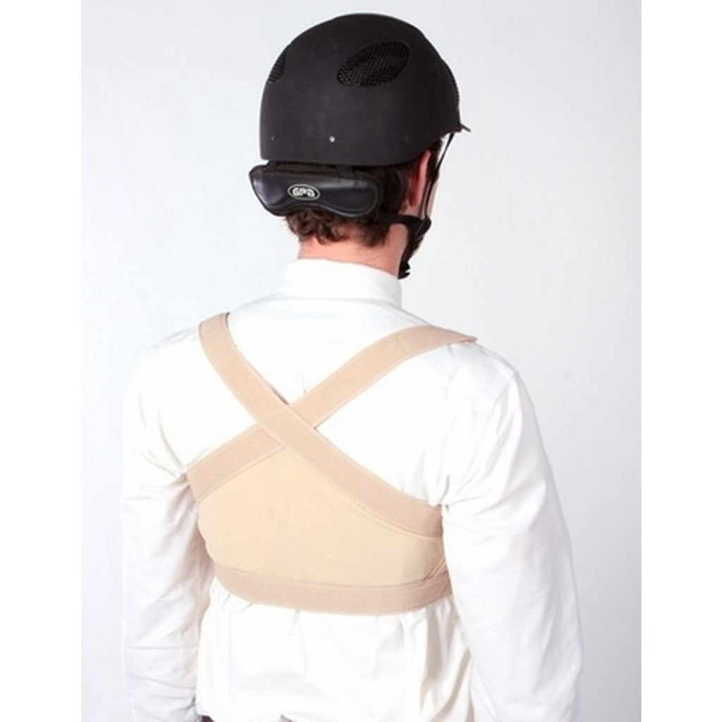 EquiFit Beige ShouldersBack Lite, Medium