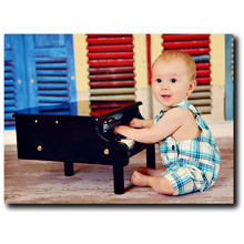 Load image into Gallery viewer, Schoenhut 18 Key Baby Grand Piano