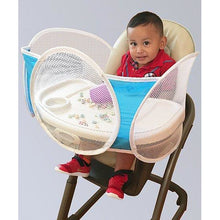 Load image into Gallery viewer, Tray Haven Blue High Chair Accessory
