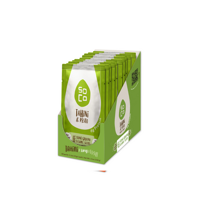 Tahini & Pesto - COMING SOON