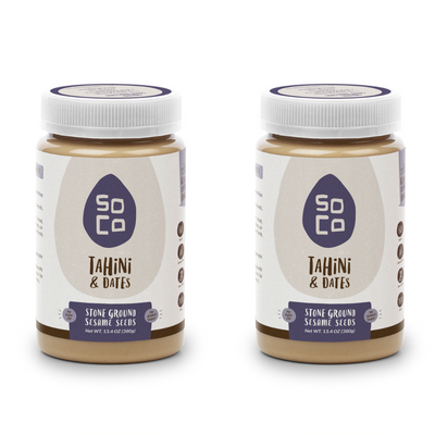 healthy tahini recipes by eatsoco