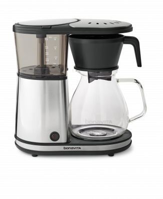 Bonavita One-Touch Glass Carafe Coffee Brewer 8-Cup
