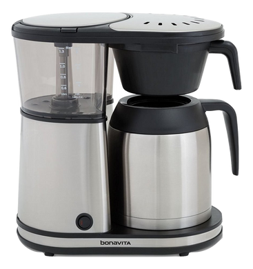 Bonavita Connoisseur One-Touch Coffee Brewer 8-Cup