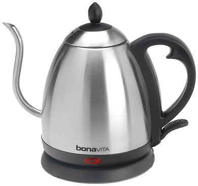 BV3825B - 1.0 Liter Electric Gooseneck Kettle