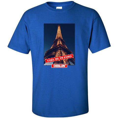 Take Me To Paris - T-Shirt