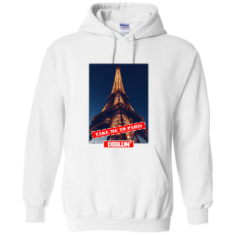 Take Me To Paris - Hoodie