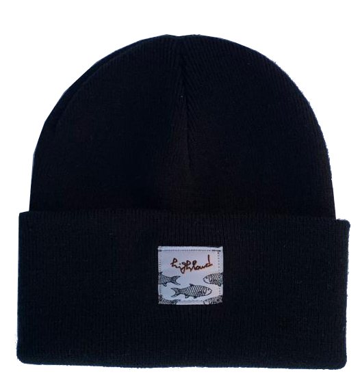 Highland Black Beanie - Signature 2020