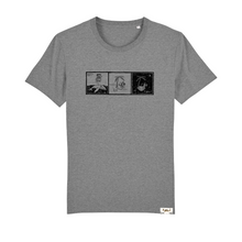 Load image into Gallery viewer, Highland Grey T-shirt - Comic