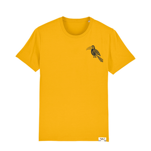 Highland Yellow T-shirt - Toekan