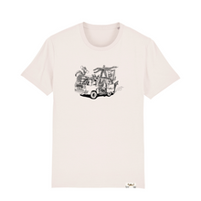 Load image into Gallery viewer, Highland Natural T-shirt - Chillbus
