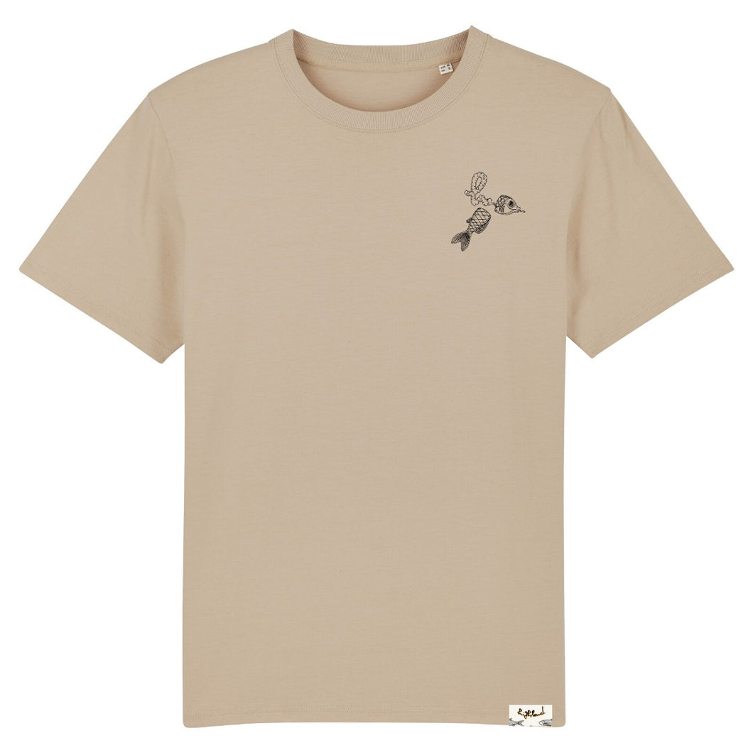 HIGHLAND CO. DESERT DUST T-SHIRT - SMOKEY FISH 2020