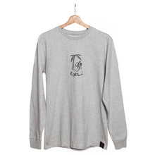 Load image into Gallery viewer, Highland Grey Longsleeve 2018 - Logo
