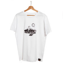 Highland White T-shirt - Peird Total