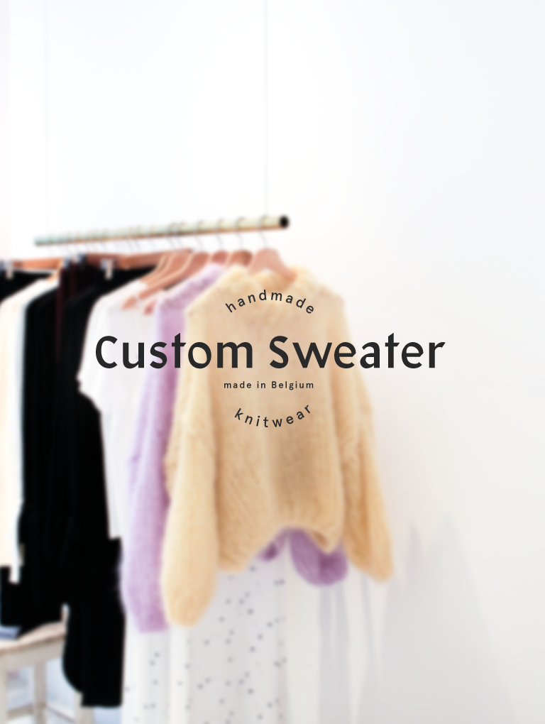 Custom Color Sweater (with collar)