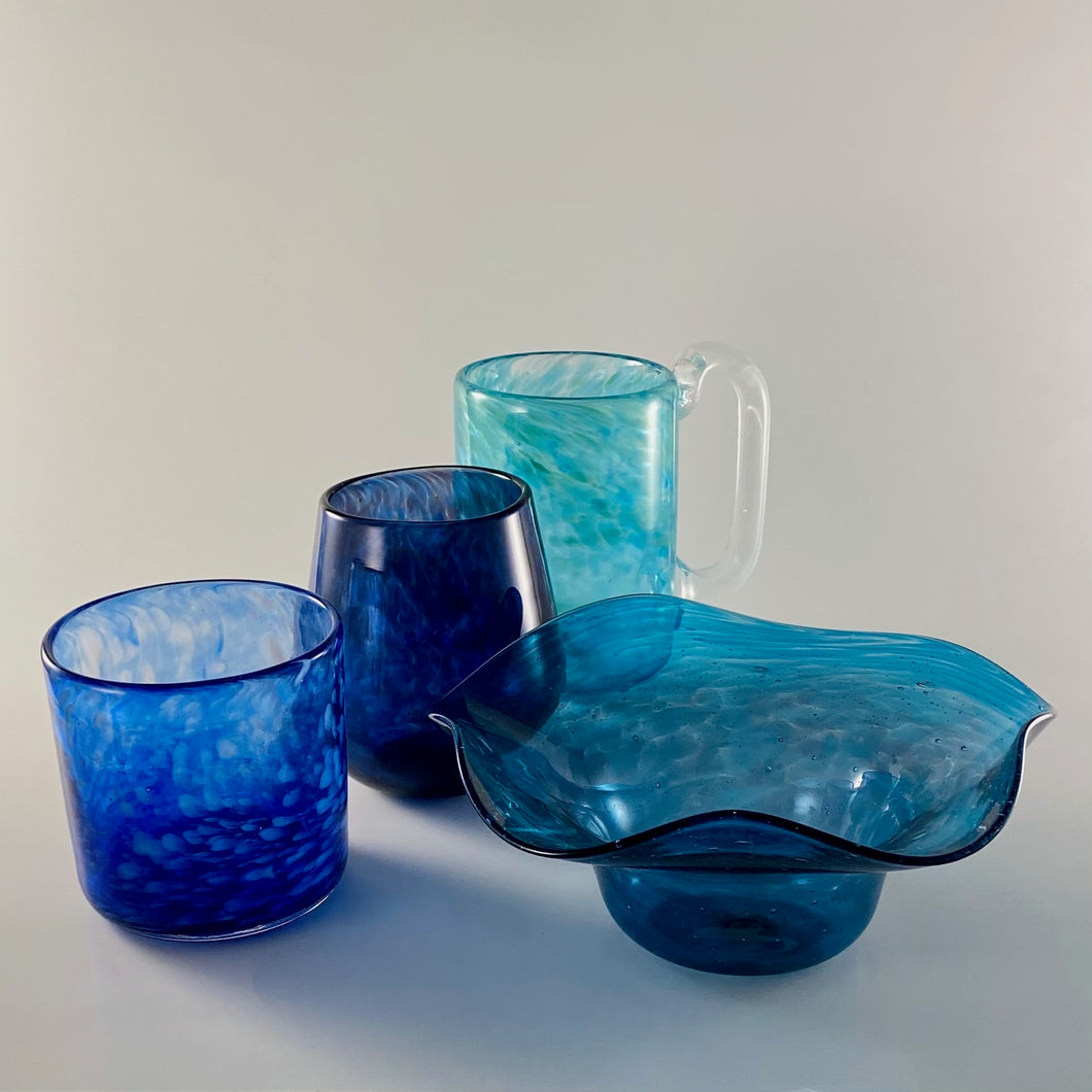 Taste of Glass-Glassblowing Class: $75 Tier