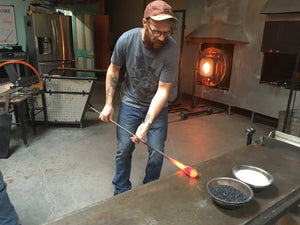 Private Group Events: Glassblowing
