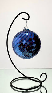 Optic Twist Ornaments