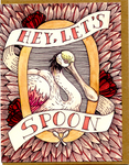 Hey, Let's Spoon Card