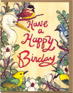 Have A Happy Birday Card