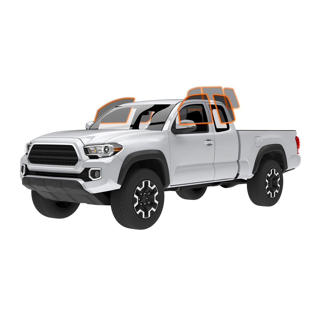 Extended Cab Truck - ALL SIDES + REAR