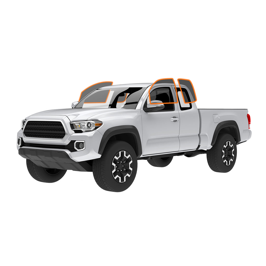 Extended Cab Truck - ALL SIDES