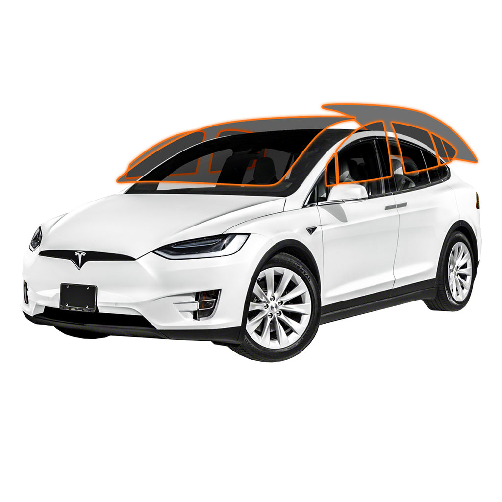 Tesla Model X All Windows Motoshield Pro