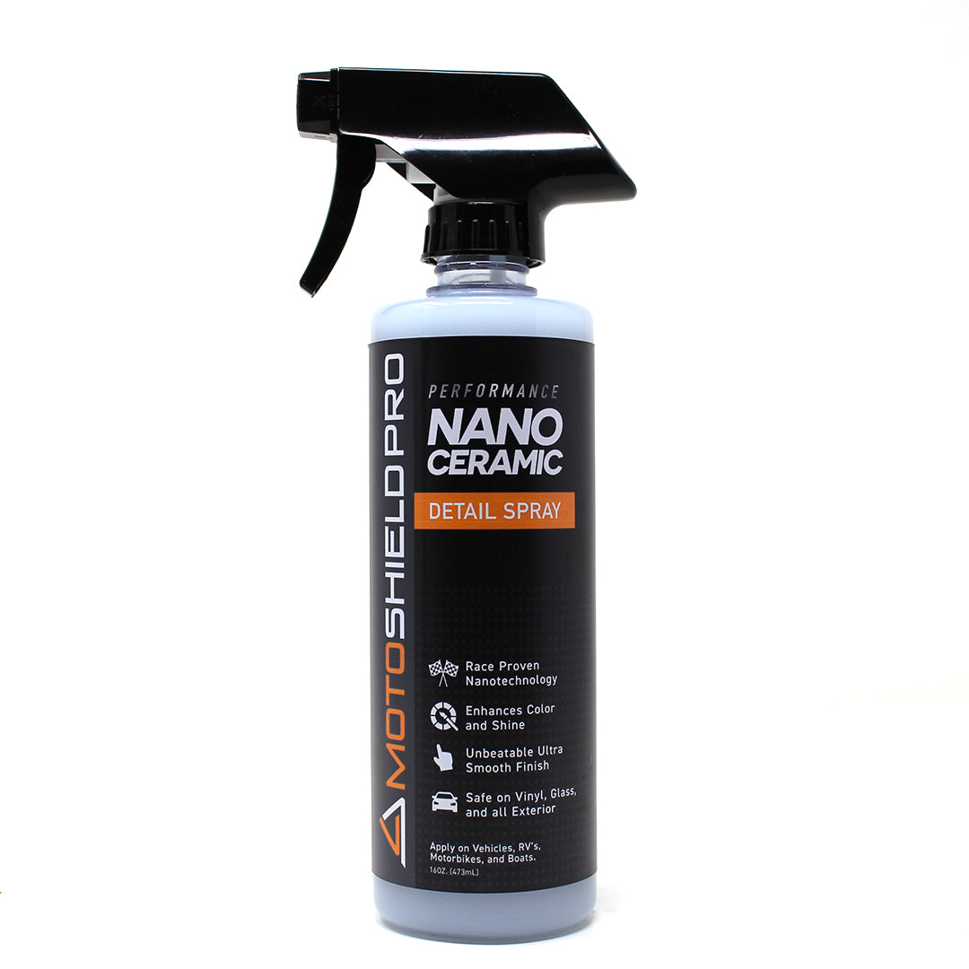 Performance Nano Ceramic Detail Spray - 16oz Kit