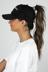"ACAPTMSK204 - ""Cancelled"" Antibacterial Coated Ponytail Cap and Mask"