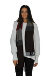 ZTW9682 - Softer Than Cashmere Plaid Scarf