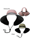 YSBU2758 - Ponytail Outdoor Hat - David and Young Fashion Accessories