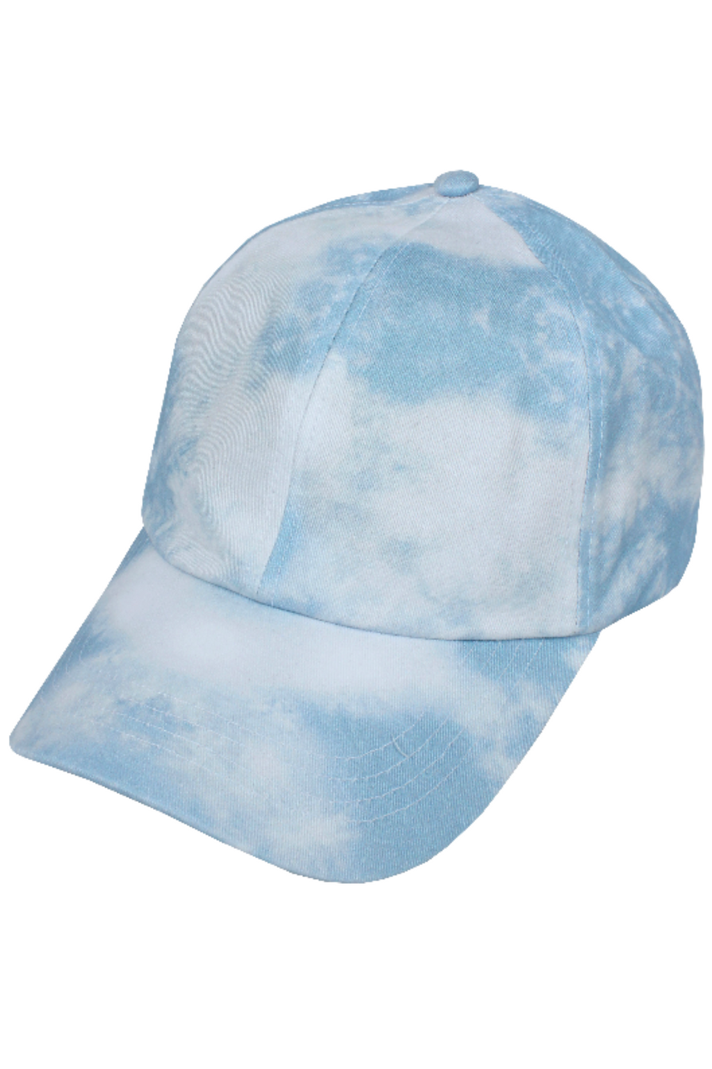 FWCAP6226 - Tie Dye Baseball Cap - David and Young Fashion Accessories