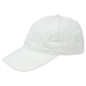 FWCAPT186 - Pigment Wash Solid Ponyflo Cap - David and Young Fashion Accessories