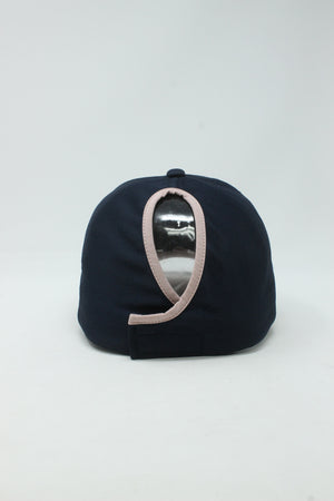 FWCAPT619 - Two Tone Breathable Active Ponyflo Cap