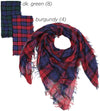 "KPSFQ14265 - buffalo pop scarf ""45x45"" - David and Young Fashion Accessories"