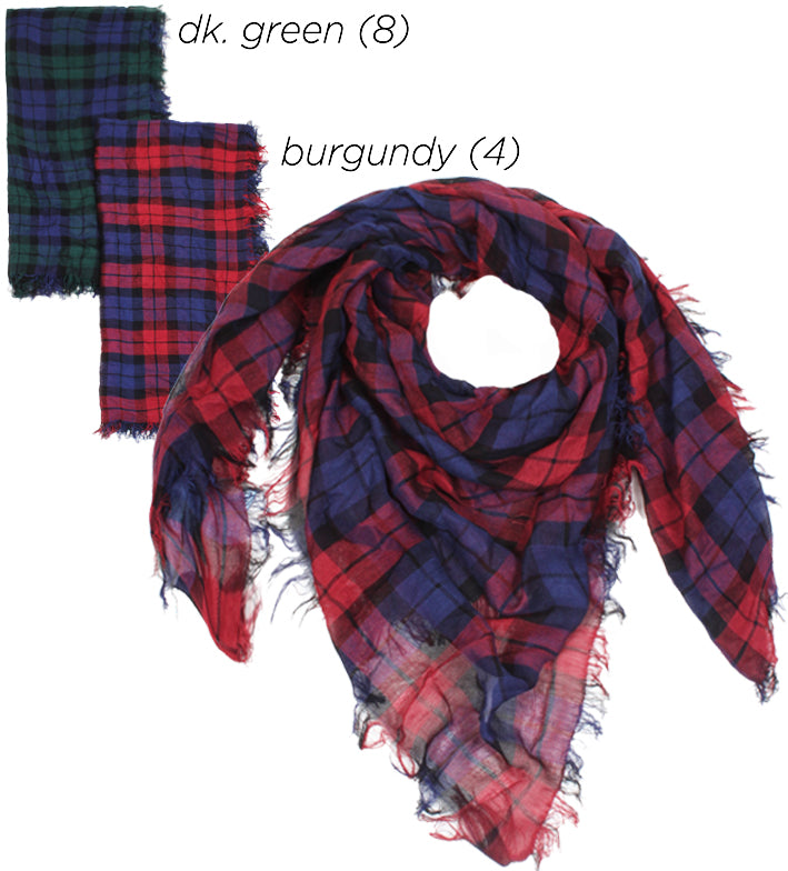 KPSFQ14265 - buffalo pop scarf