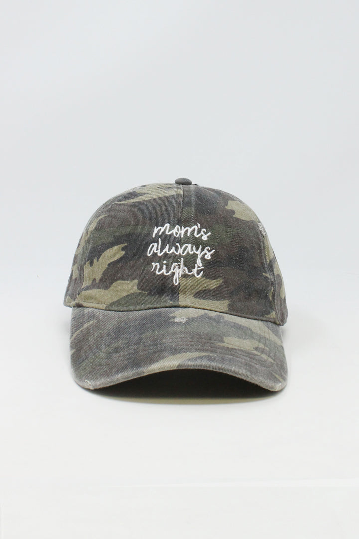LCAP0802-Distressed Camo Baseball cap