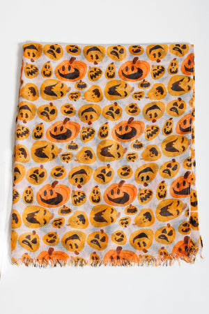 PTPSF03568 - Expressive Purmkins Oblong Scarf - David and Young Fashion Accessories