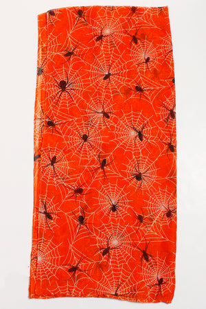 TINF4993 - Spider Webs Infinity Scarf - David and Young Fashion Accessories